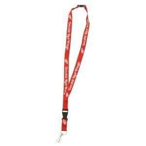 Detroit Red Wings NHL Lanyard With Detachable Key Chain by NHL. $2.99. This is an officially licensed NHL lanyard.
