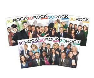 30 Rock Complete Series Bundle for $97.99 (Reg. $289.86)