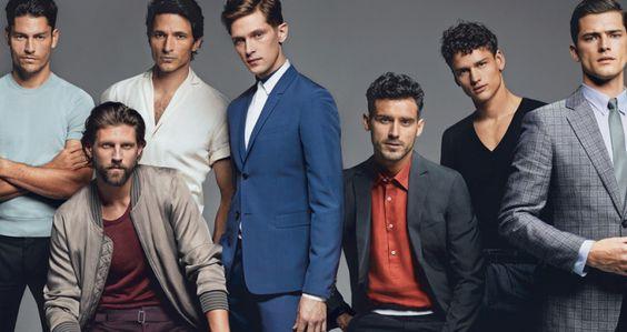 El auge de los Male Models