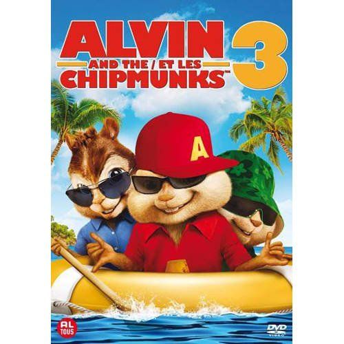 Alvin And The Chipmunks 3 Chipwrecked Dvd Alvin And The Chipmunks Chipmunks Alvin