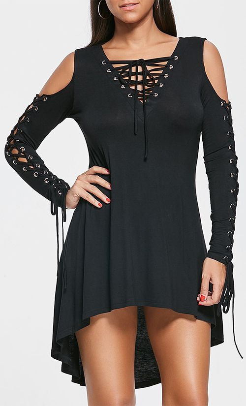 Brilliant Dress Long Sleeves