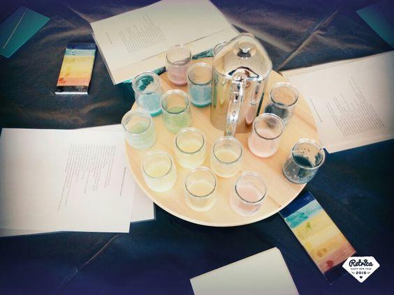 Workshop para empresas de pintura de azulejo.