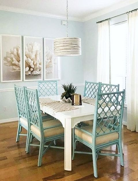 19 Coastal Designer Dining Rooms Coastal Dining Room Dining Room Small Dining Room Design