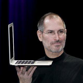 Apple inventor Steve Jobs
