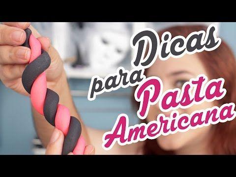 Laço de pasta-americana para decorar bolo - Como fazer um laço perfeito em pouco tempo - YouTube