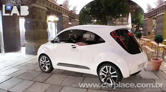 Este carro de baixo custo é considerado pela marca uma das principais...