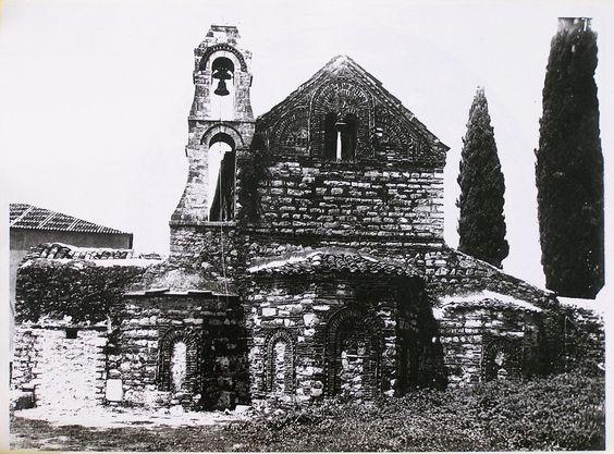 Η Αγία Θεοδώρα, 1910