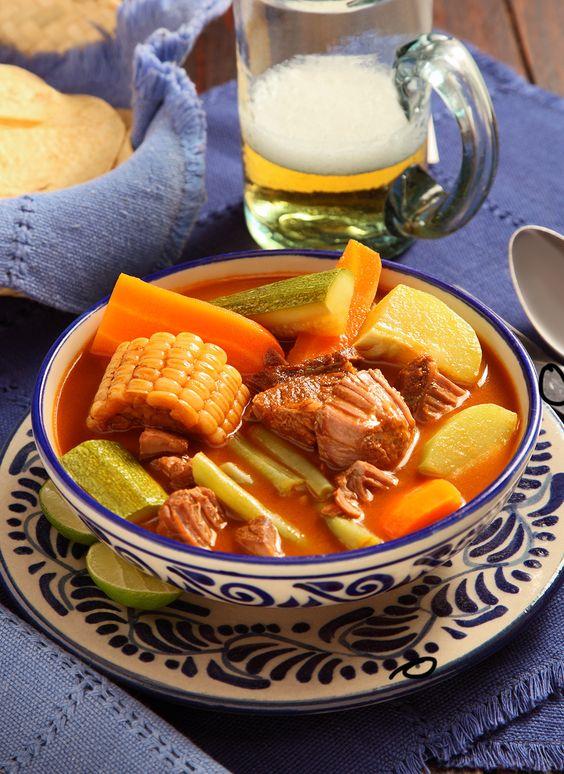 Receta de mole de olla express comida pinterest - Cocido en olla express ...