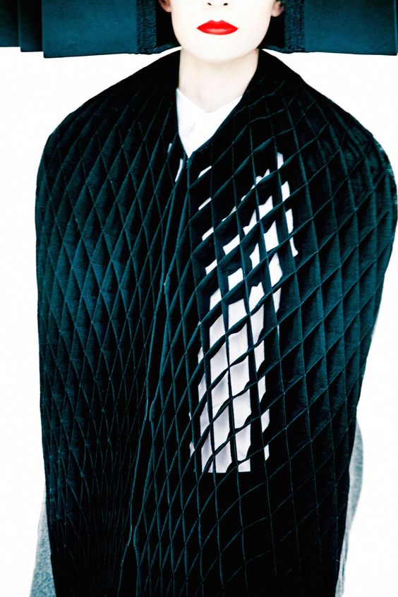 Erik Madigan Heck x Junya Watanabe Fall 2015 - ShockBlast