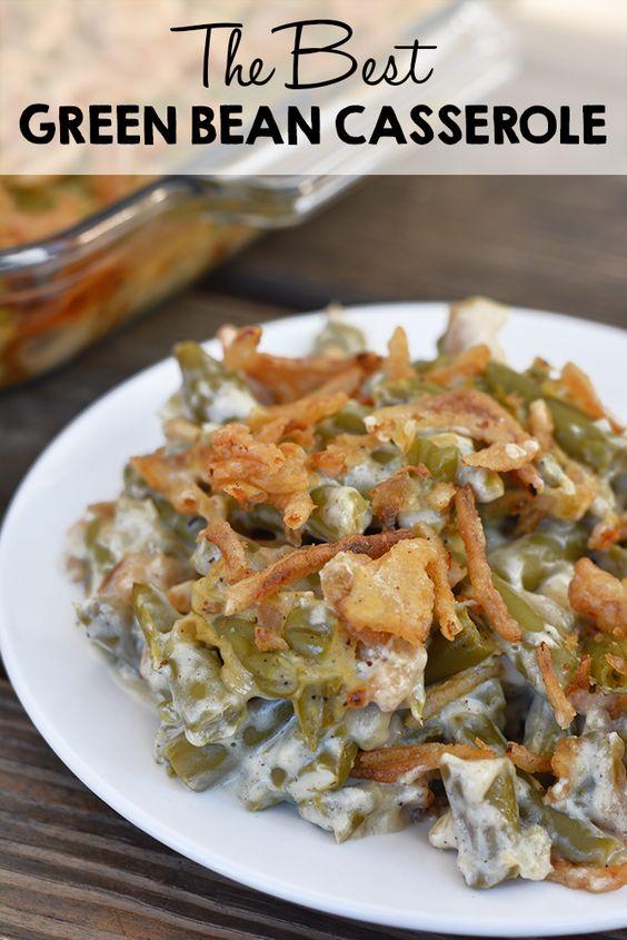 Casserole recipes, Bean casserole and The o'jays on Pinterest