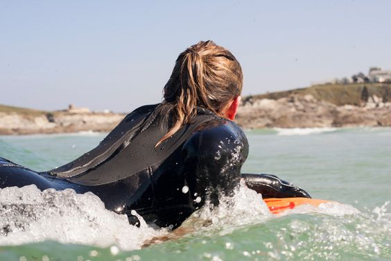 Maiden in Cornwall - Surf Sunday #3 - Trying out my new NMD bodyboard