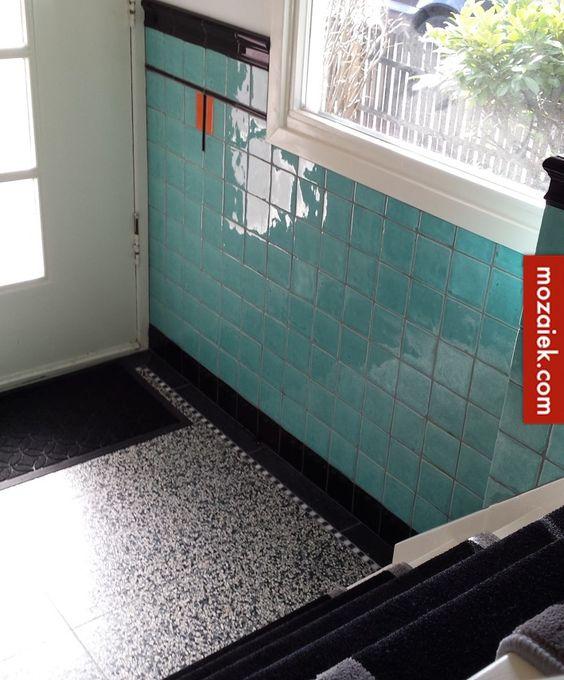 Utrecht 4 versies granito wc vloer jaren 30 woning 3d ontwerp monique van waes - Mozaiek ontwerp ...