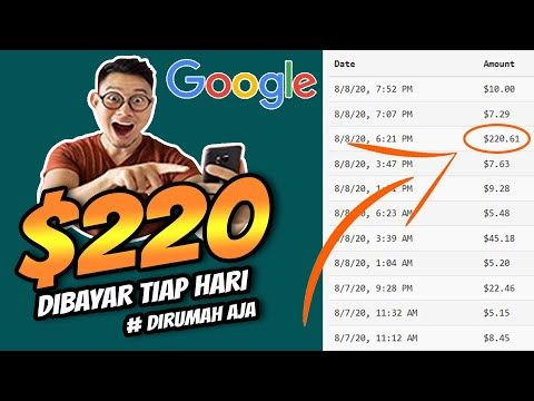 Dapat Uang 220 Dari Youtube Menggunakan Google Trick Youtube Aplikasi Teks Lucu Pengikut