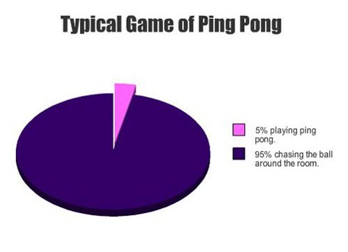 Ping Pong...you just can't argue with this!: