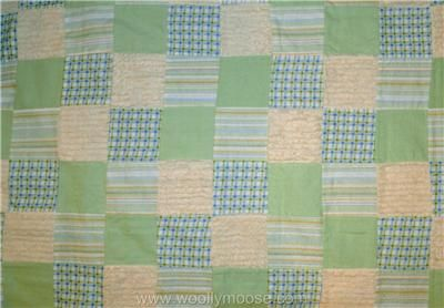 Baby+Boy+Quilt+Panels | ... Match for Puppies Kittens 3D Quilt Top Soft Fabric Panel | eBay