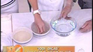 Sueli Dicas de Alvejante, via YouTube.
