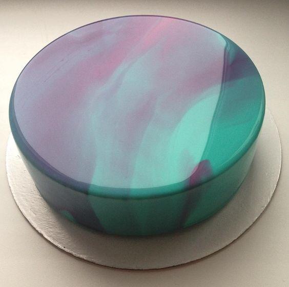 Olga Noskova's cakes