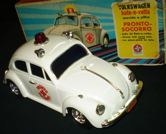 brinquedos estrela anos 60 | Brinquedos Antigos: VW Fusca Bate-e-Volta Pronto Socorro da Estrela ...