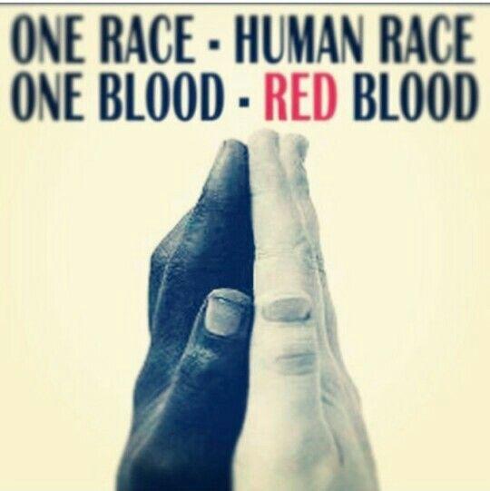 No Racism.