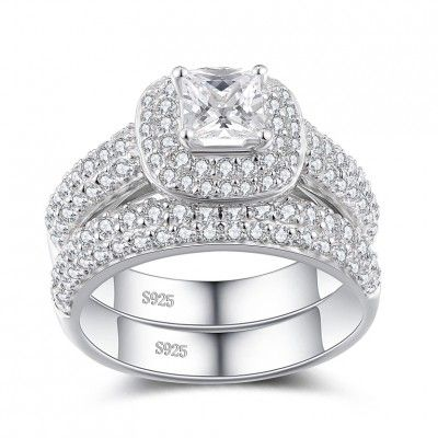 Find Cheap Wedding Ring Sets Under 100 From Our Matching His And Her Bridal Sets Collection All Ring S Cheap Wedding Rings Bridal Ring Sets Cheap Wedding Sets