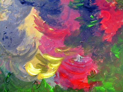 TABLEAU ACRYLIQUE ABSTRACT 5/PEINTURE ABSTRAITE/COTDROUOT - discover on http://lodya.artgallery.free.fr