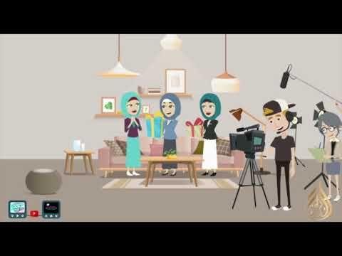 برومو برنامج من دار لدار و طريقة المشاركة Youtube Youtube Character Family Guy