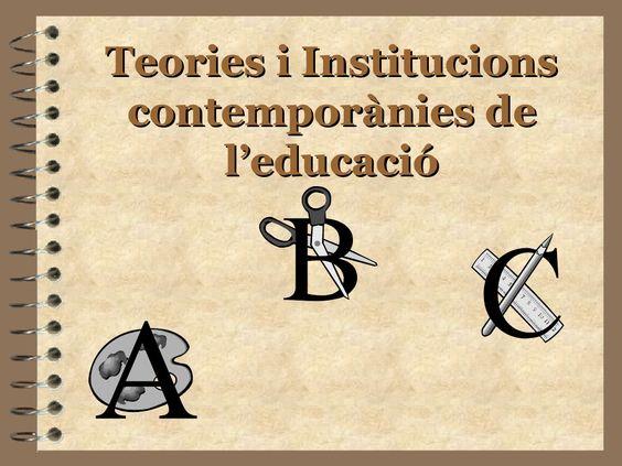 Escola nova teories