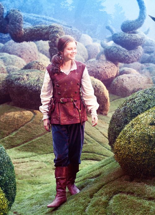 Georgie Henley In The Chronicles Of Narnia The Voyage Of The