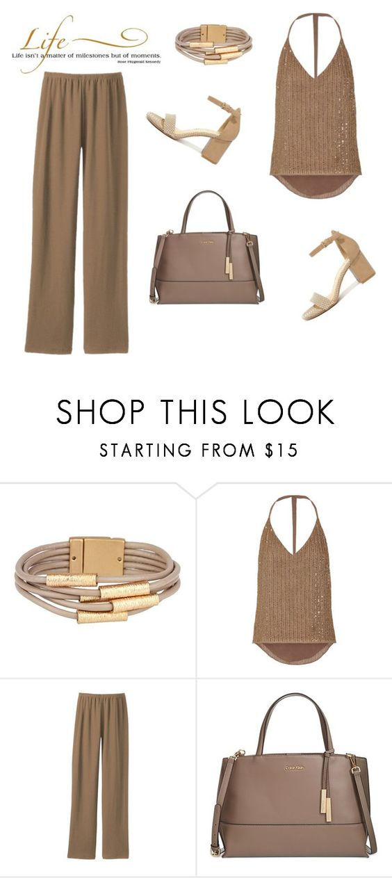 ♥ by macopa on Polyvore featuring mode, W118 by Walter Baker, TravelSmith, Chinese Laundry and Calvin Klein