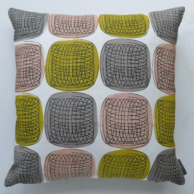 Lovely new cushions by Roddy & Ginger