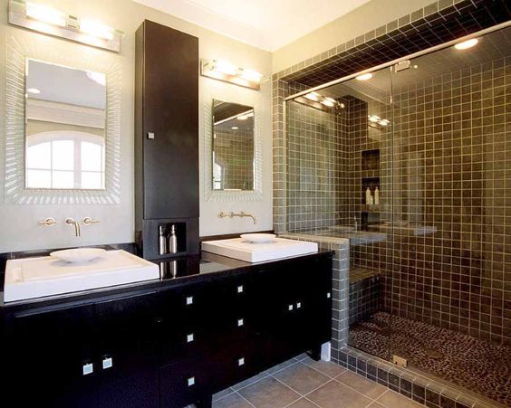 Modern bathroom decorating ideas modern bathroom decorating ideas pictures 2016 2016 modern - Modern bathroom decorations ...