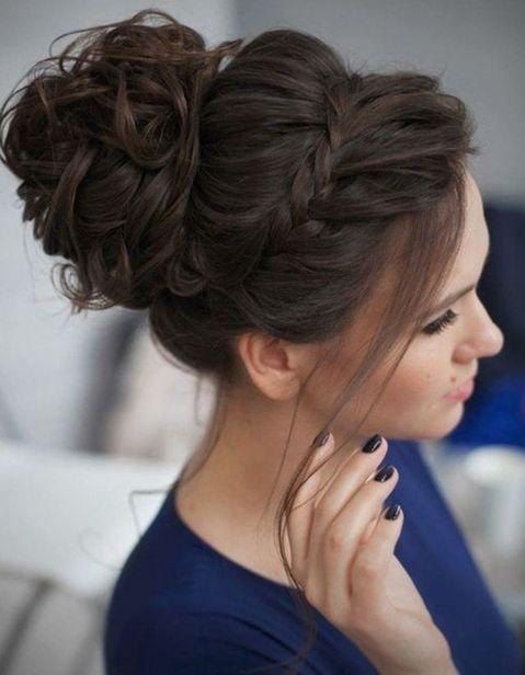 Coiffure Demoiselle D Honneur Fille Coiffure Demoiselle D Honneur Coiffure Cheveux Mi Long Mariage Coiffure Cheveux Mi Long