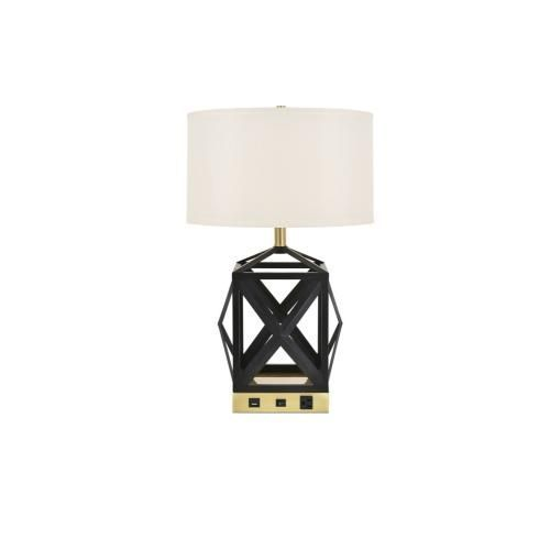 Office Side Table Lamp In 2020 Side Table Lamps Lamp Table Lamp