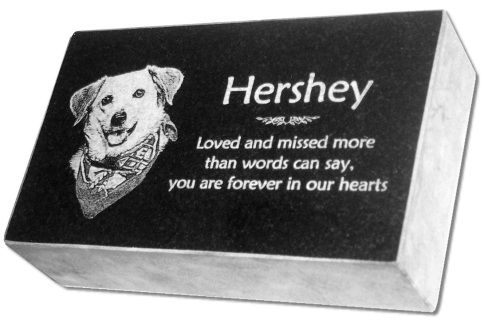Custom Pet Memorials More Since 2001 Custom Pet Memorials