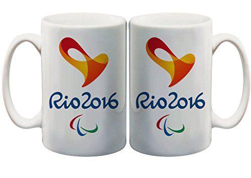 €10.50. Rio 2016 Olympics Custom Mug from Amazon Germany