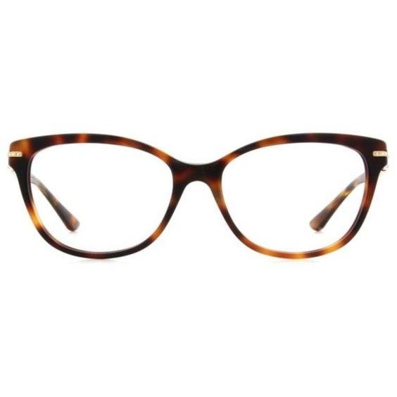 Versace Red Frame Glasses : Eyeglasses, Eyewear and Eye glasses on Pinterest