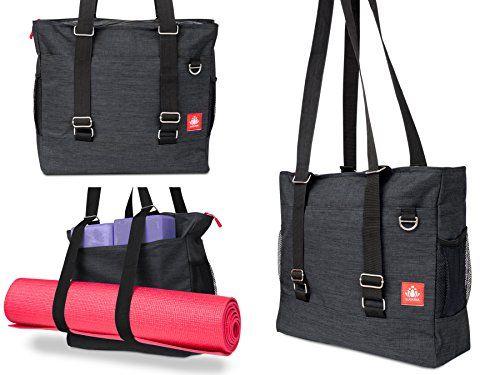 Luckaya Yoga Mat Tote Bag Backpack Multi Purpose Carryal Https Www Amazon Com Dp B0788vhmfz Ref Cm Sw R Pi Dp U X O Yoga Tote Yoga Tote Bag Yoga Mat Tote