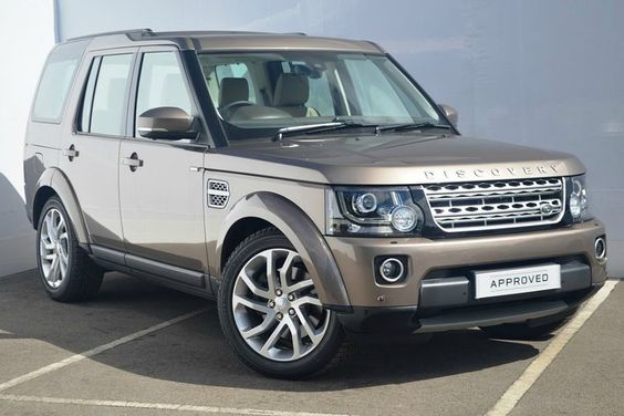 Discovery 3.0 SDV6 Station Wagon HSE
