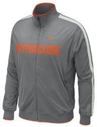 Nike N98 Hyper Elite (Syracuse) Men's Track Jacket - Dark Steel Grey  $145.00