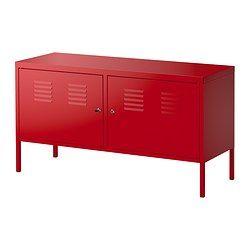 Ikea ps armoire m tallique rouge ps placards et armoires - Ikea armoire metallique ...