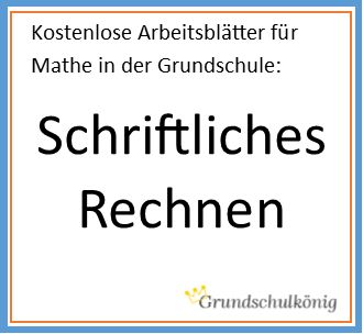 Großartig Subtraktion Säulenverfahren Arbeitsblatt Galerie ...