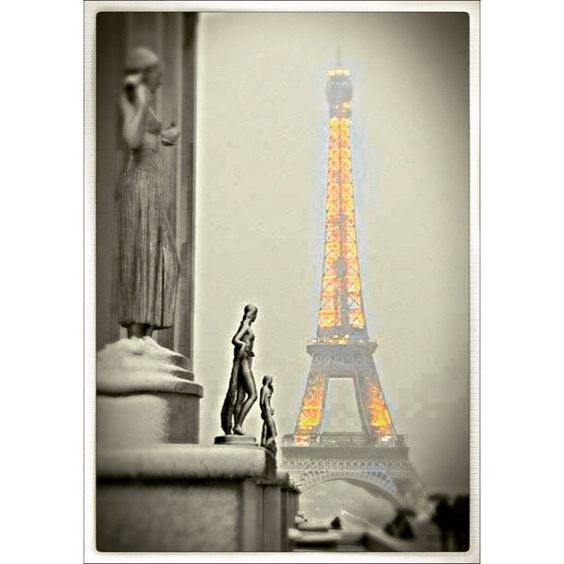 """Paris is always a good idea."" Audrey Hepburn ( 4 days and counting!!! Who's coming????) #Padgram"