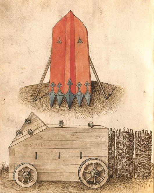 Feuerwerksbuch. Martin Merz Nordbayern/Franken, I: 2. Hälfte 15. Jh. ; II: 1473 Cgm 599 Folio 93