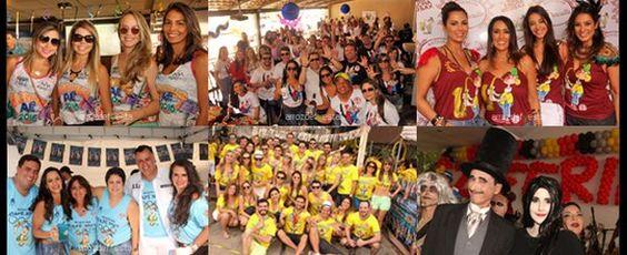O site Arroz de Fyesta caiu na folia ontem no Carnaval dos Amigos. Veja as fotos do pré-carnaval em Goiânia no site www.arrozdefyesta.net.