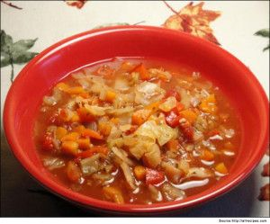 Low Fat Soup Recipes Cabbage Fat Burning Soup Recipe