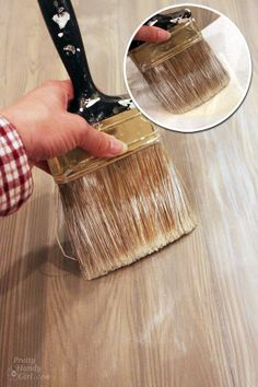 Super Easy Faux Restoration Hardware Weathered Wood Grain Finish Tutorial! Easy Low Cost High Impact Budget Upgrade For Any Furnishings or Rooms in Your Home!