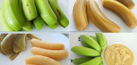 Benefícios da Biomassa da Banana Verde   Blog Vida Saudável