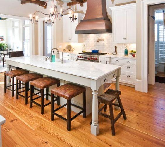Modern Kitchen Island Designs With Seating: Islands, Kitchen Islands And Kitchens On Pinterest