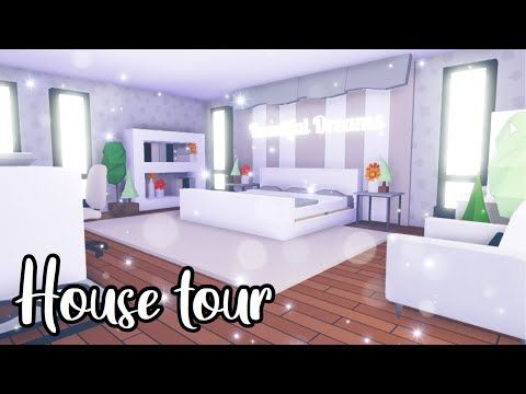 Adopt Me House Tour Estate House Adopt Me Youtube In 2020 Bedroom House Plans House House Plans With Pictures