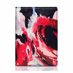 Floral Passport Holder by Kate Spade